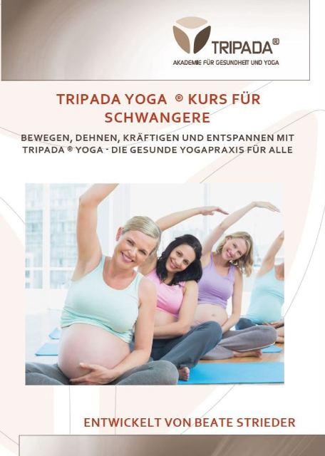 Tripada Yoga Schwangere Strieder