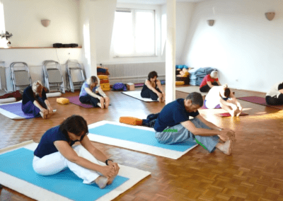 Yoga Impresssionen